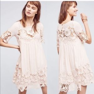 NEW • Holding Horses • Magnolia Lace Dress Peach